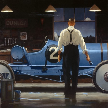 Birth Of A Dream by Jack Vettriano