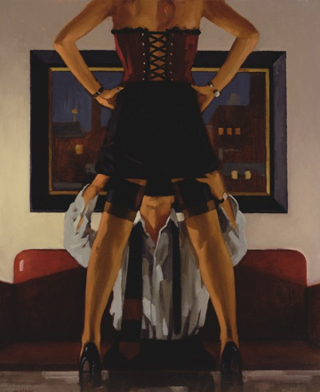 Devotion by Jack Vettriano
