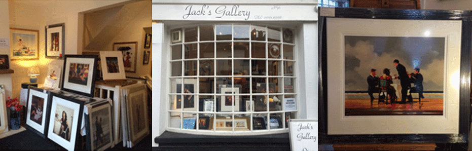 Images of Jack's Gallery